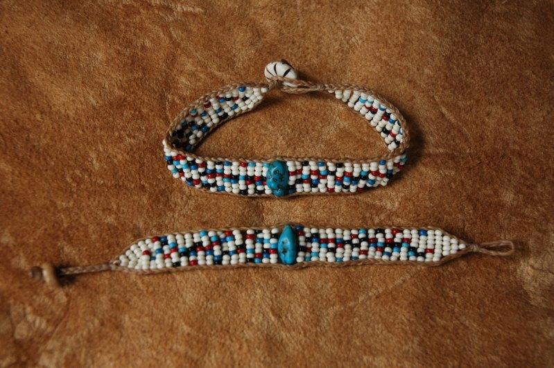 Matching Roxy necklace and bracelet