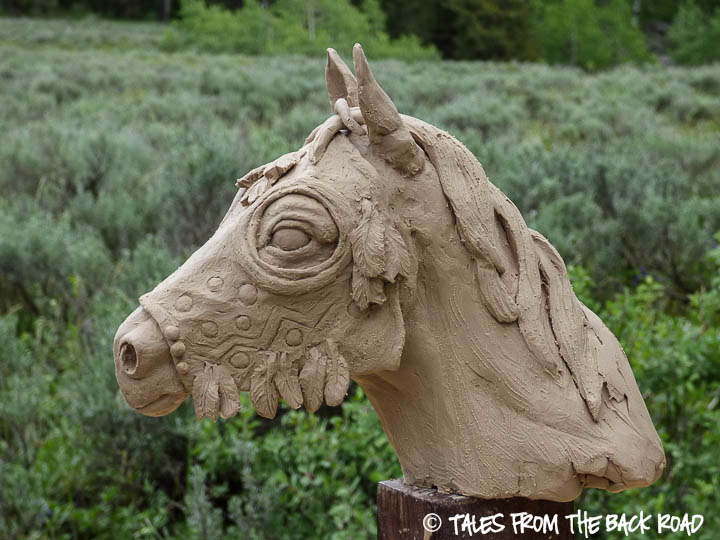 Artsy Fartsy Tuesday - Horses in the art