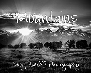 Mountains Mary Hone photography