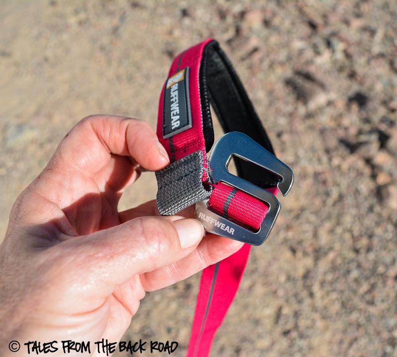 Ruffwear flat out leash