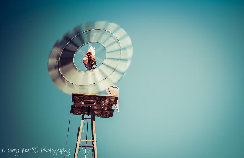 Windmill on the KOFA