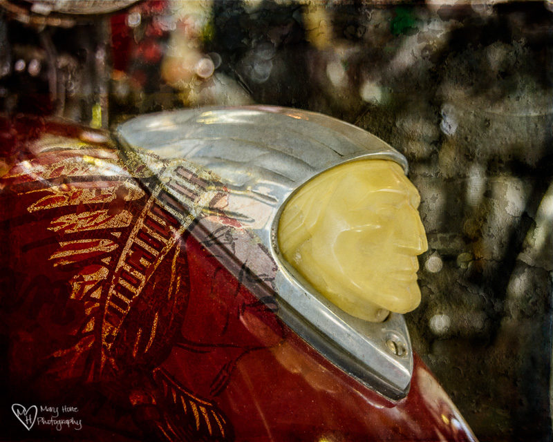 Indian motorcycle fender ornament Vintage Motorcycles and Cars