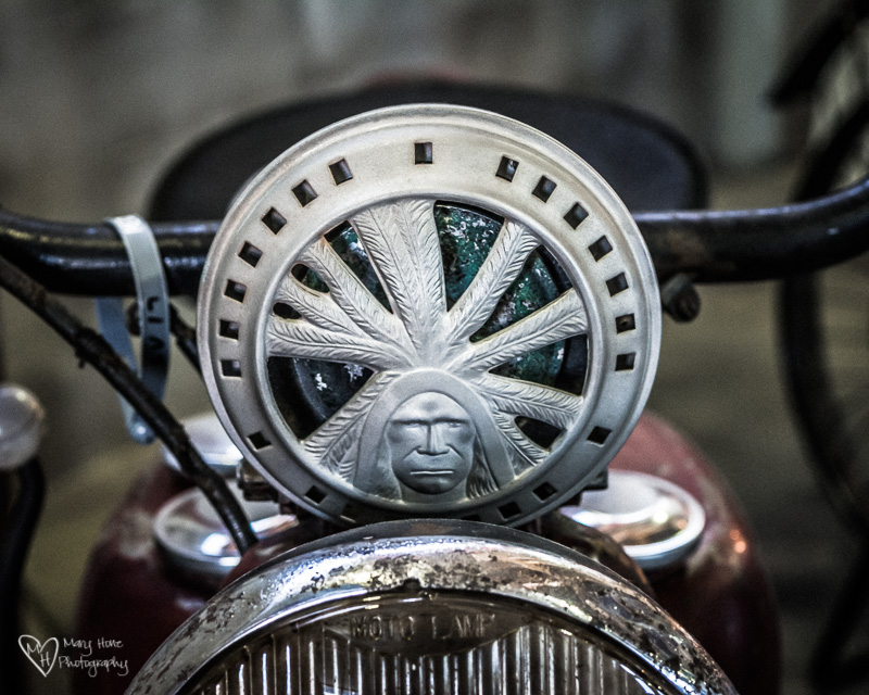 Indian motorcycle horn