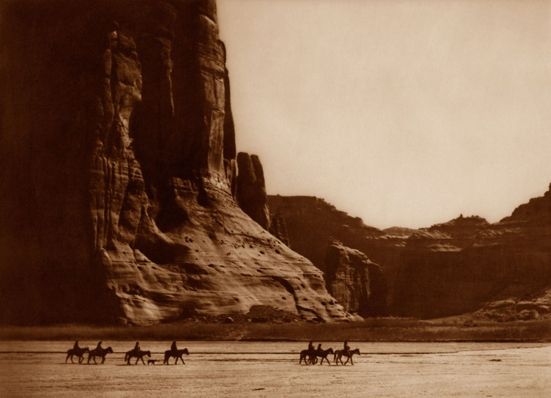 From Clicking to Creating-Edward S. Curtis