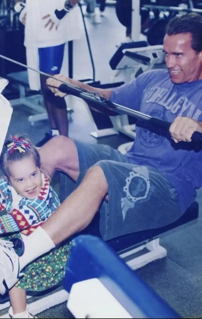 Arnold Schwarzenegger News Letter