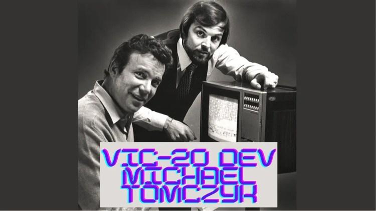 Michael Tomczyk & William Shatner