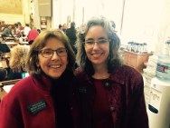Rep. Denise Hayman (Bozeman- D) and Rep. Kathleen Williams (Bozeman- D)