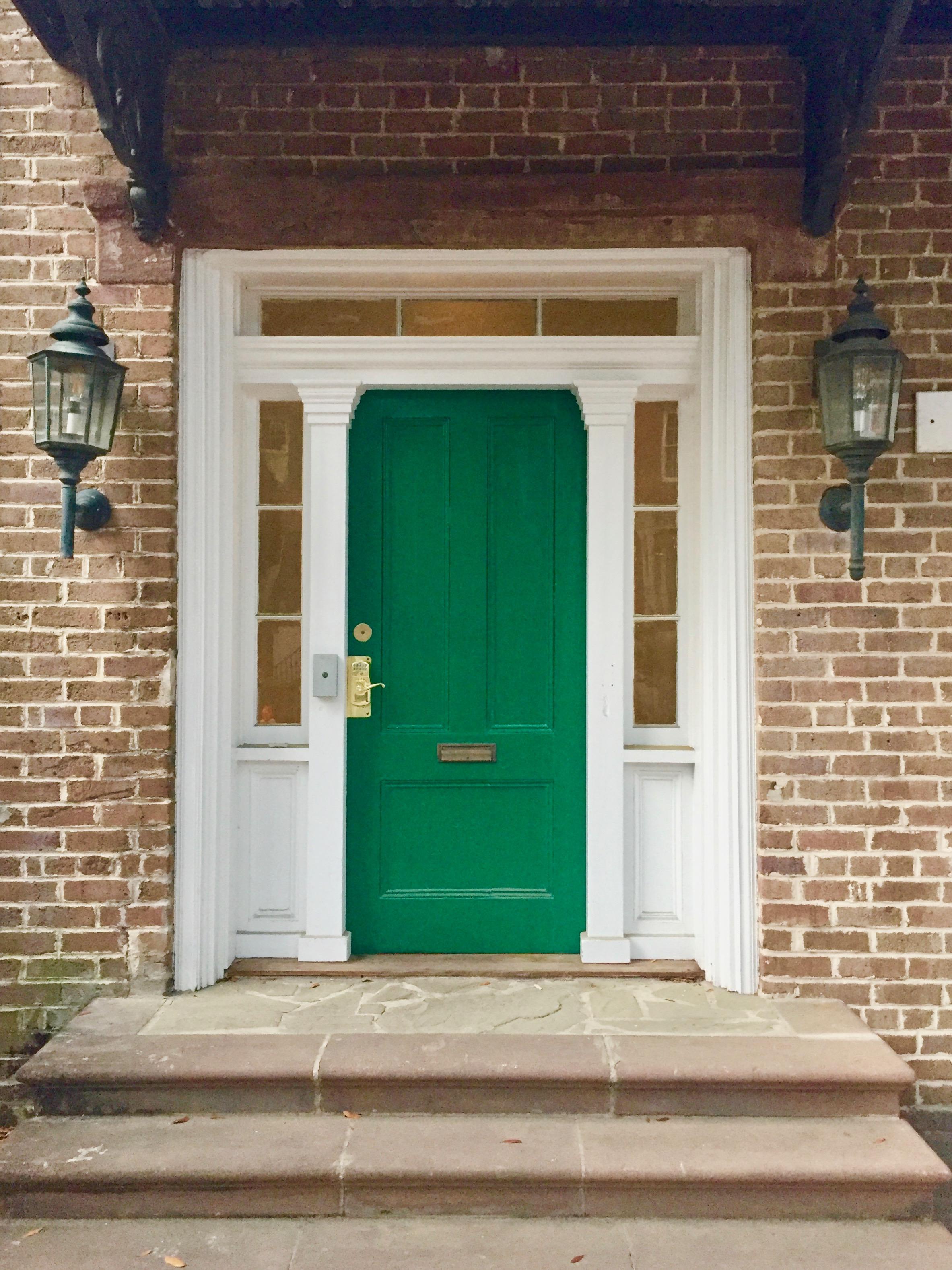 A Doorway in Savannah