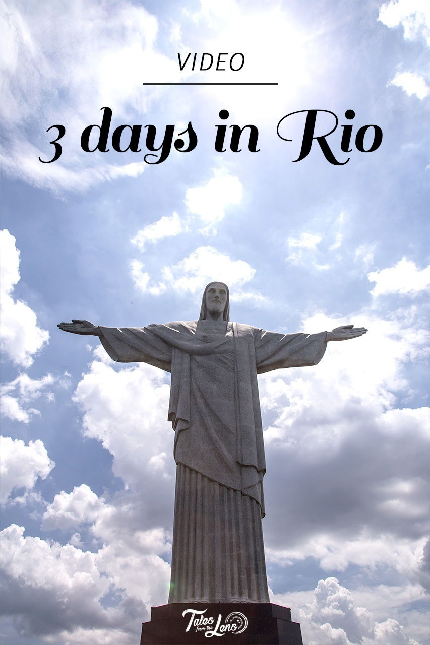 Pin It. Planning a trip to Brazil and Rio de Janeiro? Watch our short video of our 3 days in the magical city of Rio de Janeiro. We hiked the Corcovado to see the Christ the Redeemer Statue, climbed the Sugar Loaf for free, visited a Favela and watched a football match. See the video here https://wp.me/p9dhAr-5a