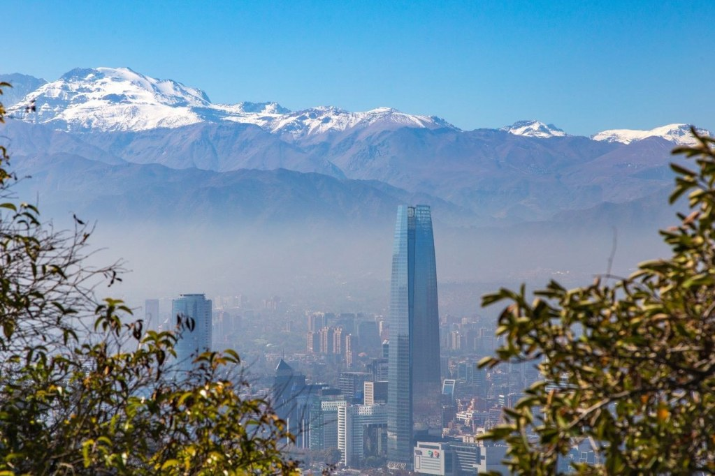 A City Guide To Santiago, Chile