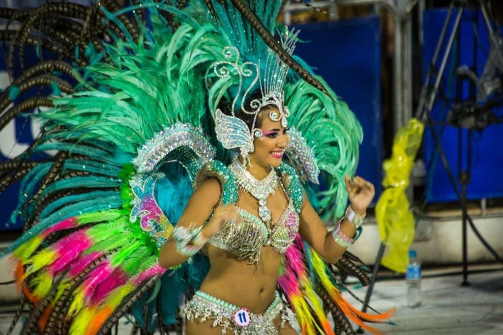 South American Carnival Season