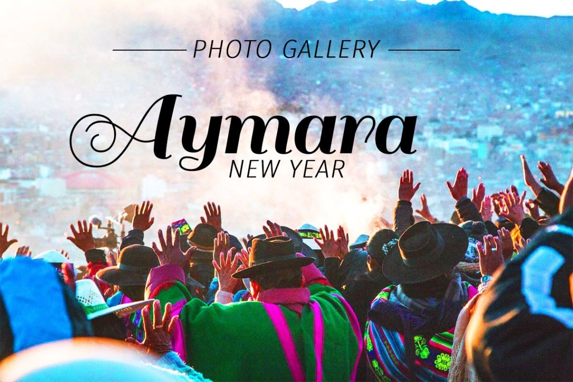 top image - In the Aymara culture, June 21st marks the end of the harvests and the beginning of a new agricultural cycle. It is also known as the Aymara New Year, the day the Aymara communities gather to welcome the sun and offer sacrifices to Mother Earth, Pachamama, in order to ensure a prolific year to come. https://talesfromthelens.com/2018/01/28/bolivia-aymara-new-year-photo/