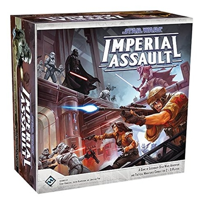 Imperial Assault Campaign - The Battle for Yavin (NAGA @ 19-01-2015) (1/6)