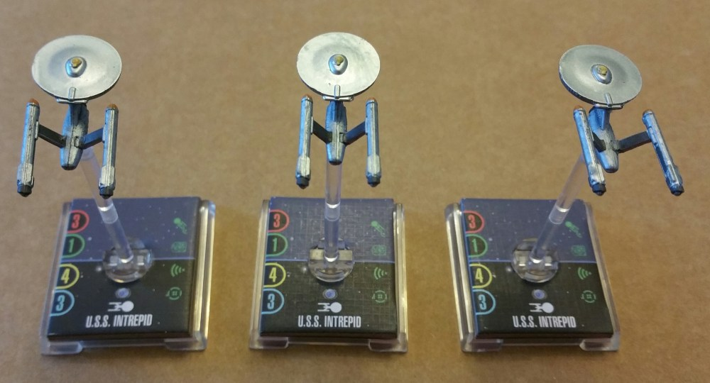 Star Trek Sunday - Balance of Terror OP - USS Intrepid (4/6)