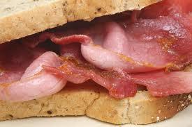 bacon butty heaven