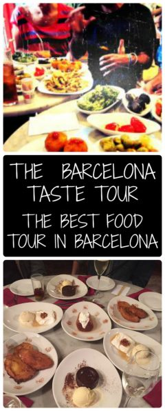 The Barcelona Taste Tour The Best Food Tour in Barcelona