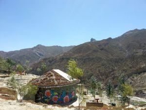 Colibri Camping, near La Paz Bolivia