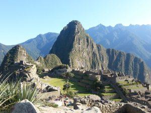 An incredible Machu Picchu