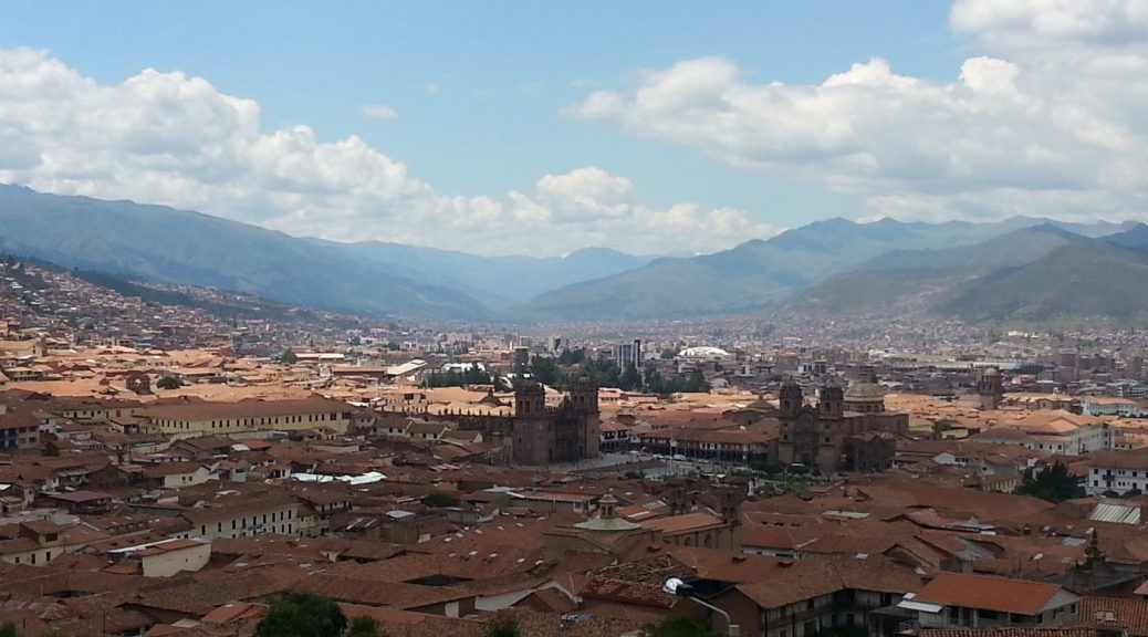 Cusco Touristy but Worth Exploring