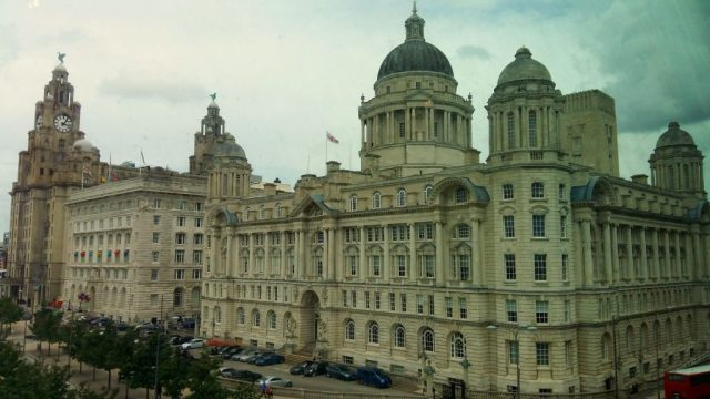What to do in Liverpool if you hate the Beatles: The Three Graces in Liverpool