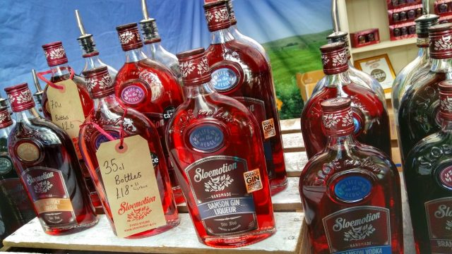 Food and Drink at the York Food & Drink Festival