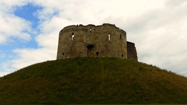 Cliffords Tower in York Reasons to Visit the north of England