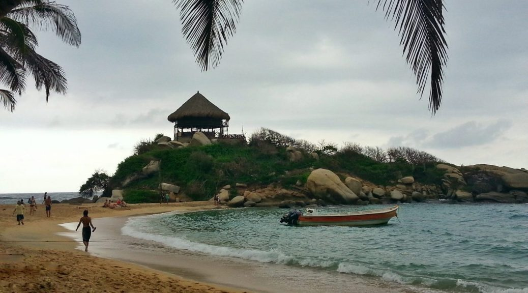 Tayrona National Park Beach - Where to Stay in Tayrona National Park: Accommodation in Parque Tayrona Colombia