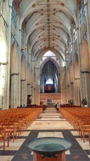 Photos of York Minster - Inside York Minster