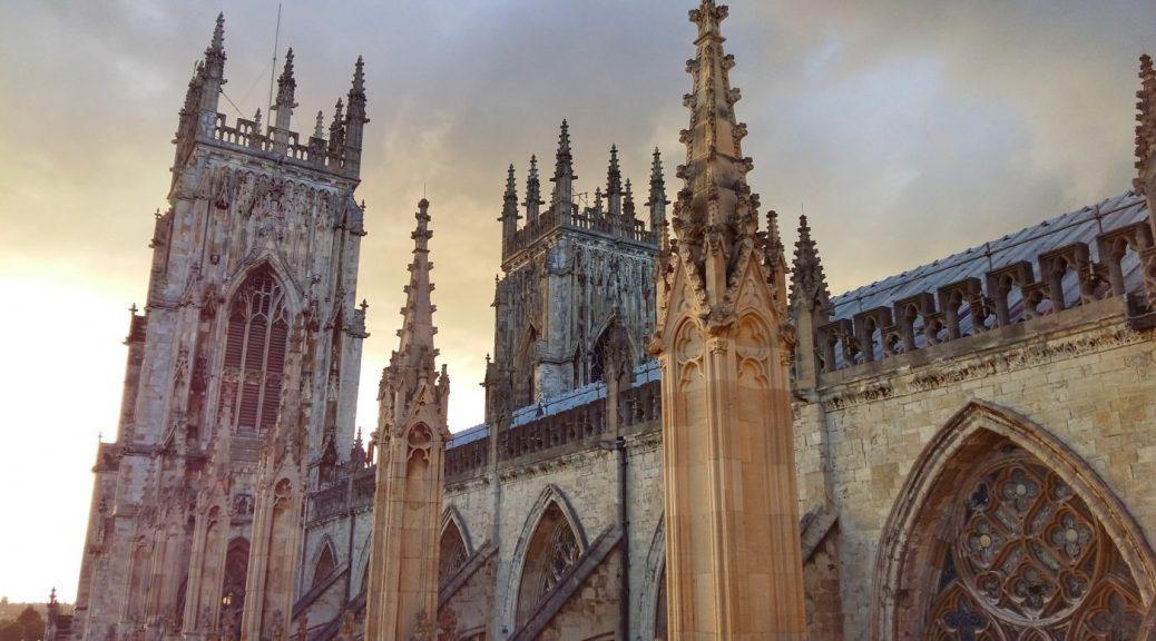 York Minster -