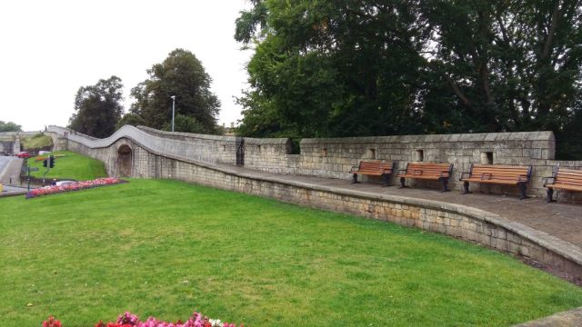 Photos of York City Walls