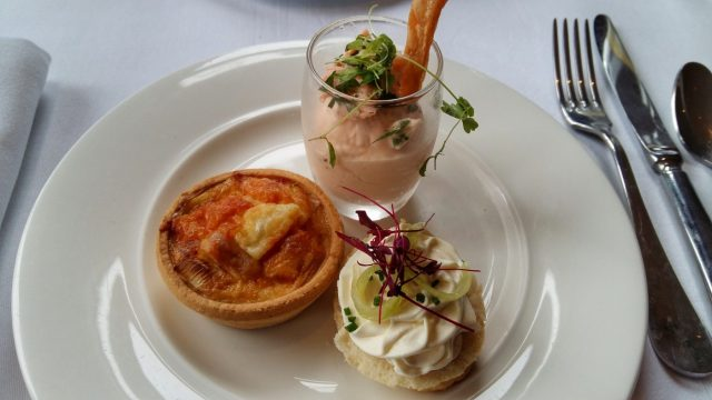 The Best Afternoon Tea in York - The Royal York Hotel Savouries