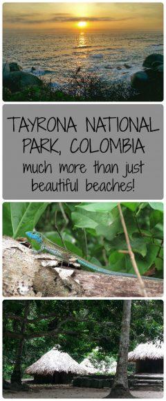 Parque Nacional Tayrona National Park