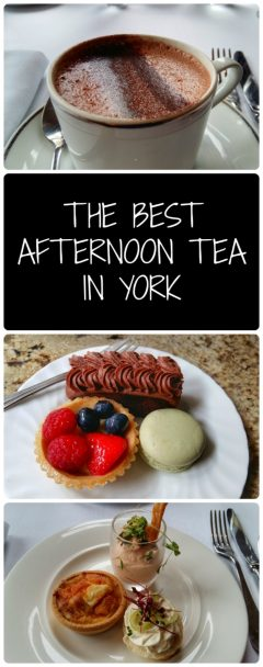 The Best Afternoon Tea in York
