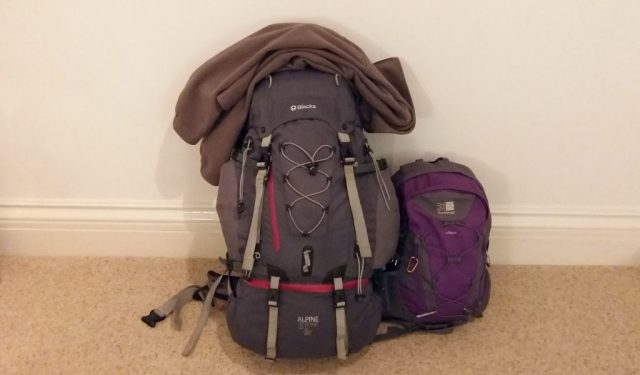 Packed Backpack Reverse Culture Shock - coming home after living abroad. Will I ever feel at home?
