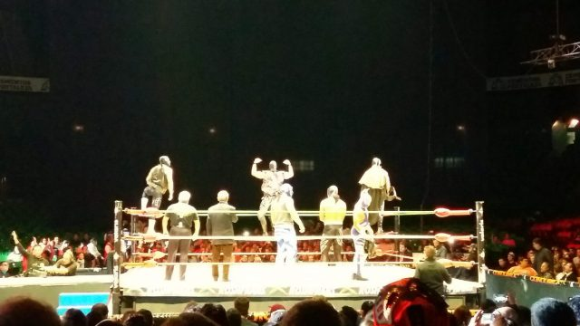 My View of the Lucha Libre in Mexico City, Lucha Libre Mexico City