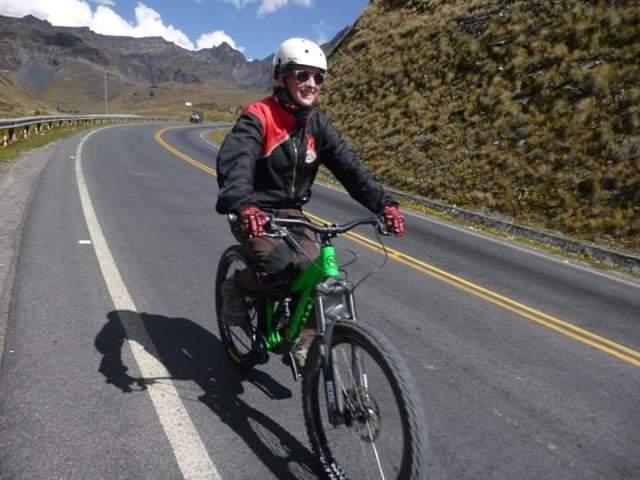 Death Road Bolivia World's Most Dangerous Road