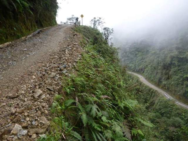 Death Road Bolivia World's Most Dangerous Road
