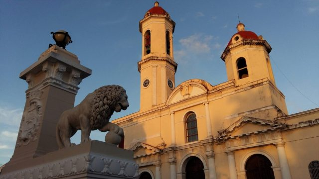 Is Cienfuegos worth Visiting? Yes! The Main Square of Cienfuegos Cuba