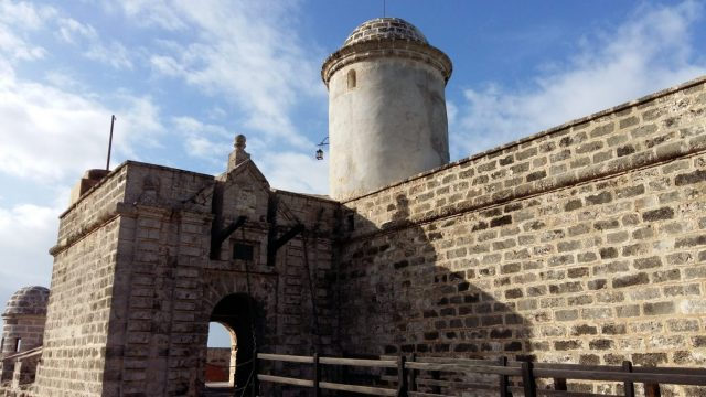 El Castillo at Cienfuegos - Things to do in Cienfuegos