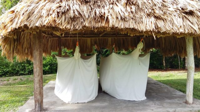 Sleep in a hammock in Tikal for a unique Tikal sunrise experience!