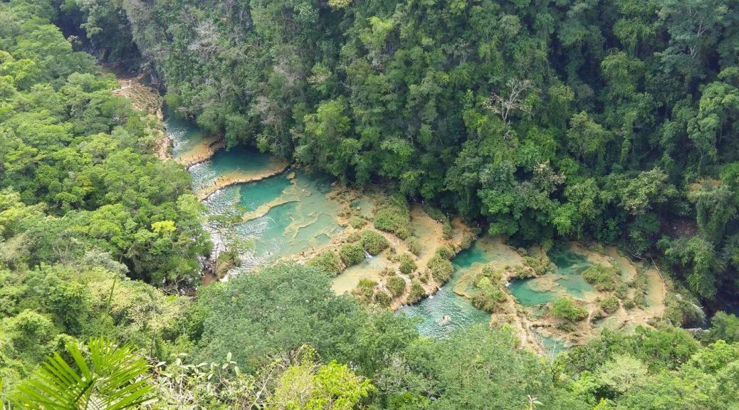 Semuc Champey Guatemala - Backpacking Guatemala Guide