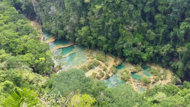 Semuc Champey Independently or With a Guide
