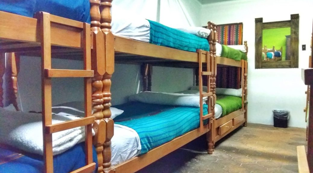 Hostel Dorm Beds - How to stay in a hostel & not be a dick: hostel etiquette 101