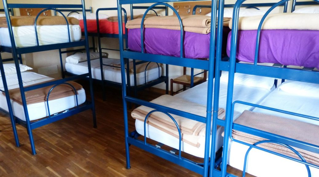 hostels are awesome