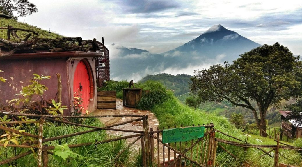 What to do in Antigua Guatemala - Hobbitenango