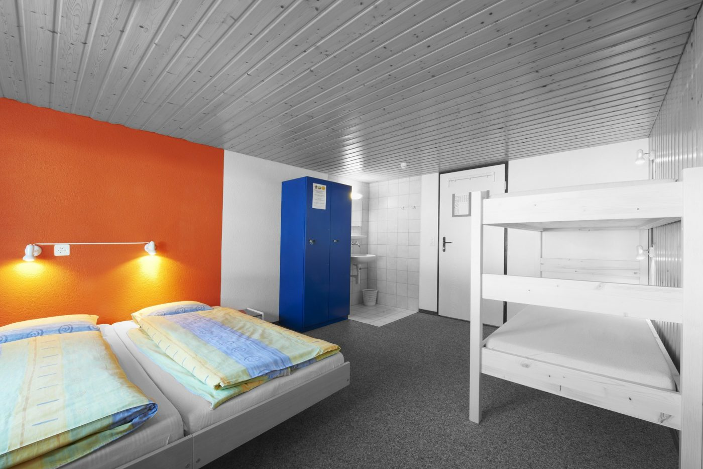How To Choose A Hostel Bed
