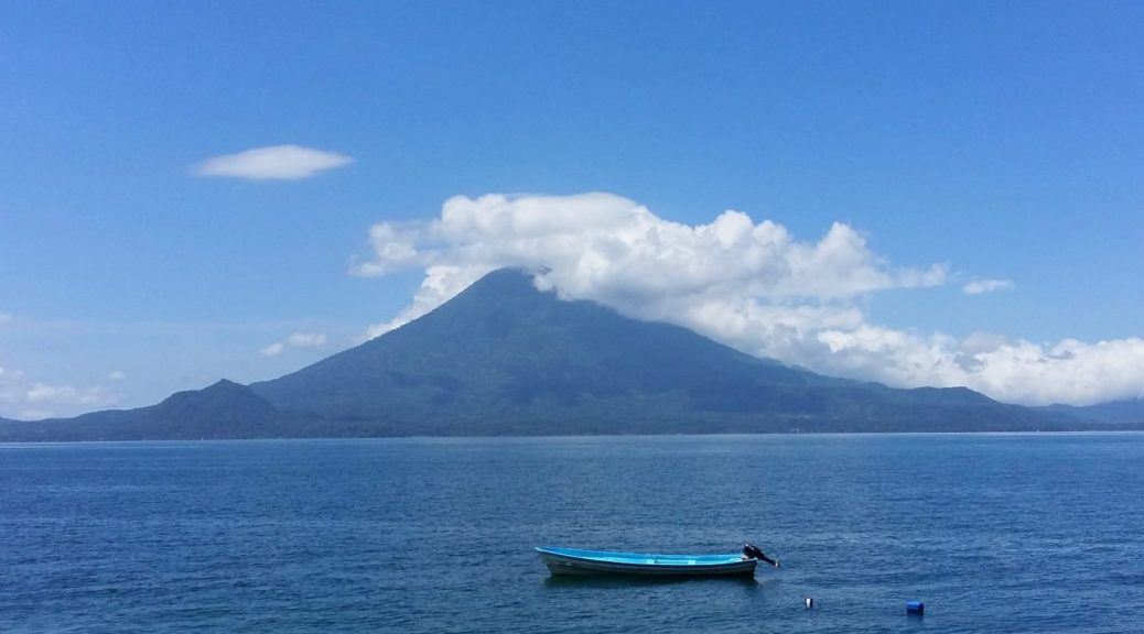 Lake Atitlan - Backpacking Guatemala Guide