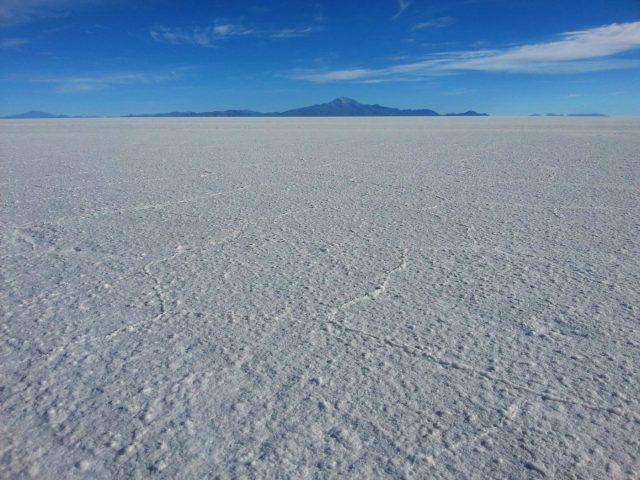 Uyuni Salt Flats: El Salar de Uyuni Tour in Bolivia - The immense Salar Salt Desert