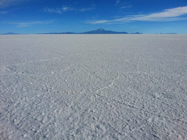 Uyuni Salt Flats: El Salar de Uyuni Tour in Bolivia - The immense Salar Salt Desert