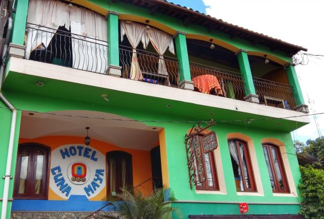 The Cuna Maya Hotel Copan Ruinas is a great choice for your stay in Copan Honduras